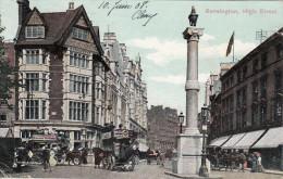 LONDON / KENSINGTON - HIGH STREET - Other