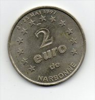 Narbonne - 2 Euros 1997 - Other