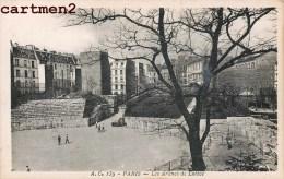 PARIS LES ARENES DE LUTECE 75005 - Arrondissement: 05
