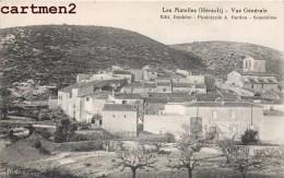 LA MATELLES VUE GENERALE DUUBEZE BARDOU SOMMIERES 34 - France
