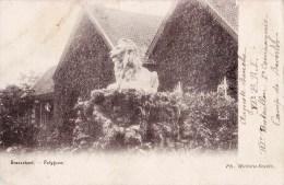 BRASSCHAET-POLYGONE - Circulée En 1919 - Envoyée à AUDREGNIES - Brasschaat
