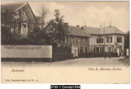 09798g QUENAST - Villa De Monsieur HANKAR - Rebecq