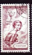 CSSR 1956 - 960 O Michel - Checoslovaquia