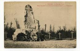 CP , MILITARIA , VERDUN , Monument élevé à La Mémoire Du Colonel Driant - War Memorials