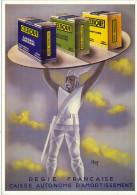 Edition 1995-  CIGARETTES CELTIQUE .(2 Scanns) - Advertising