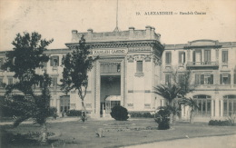 EGYPTE - ALEXANDRIE - Ramleh Casino - Alexandria