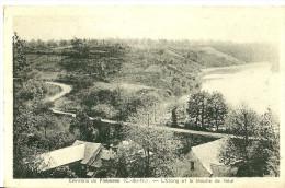 Plouasne. L'étang Et Le Moulin De Neal. - France