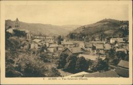 12 AUBIN / Vue Générale / - France