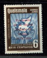 Guatemala ** PA 261 - Fondation De La Ville De Melchor. - Guatemala