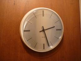 PENDULE  Analogique BODET ( Voir 3 Photos Et Descriptif ) - Horloges