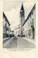 Montecchio Maggiore - Corso Margherita - Chiesa Di S. Pietro - Italia