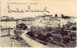 SIENA CASTELNUOVO BERARDENGA PANORAMA 1923 - LT250