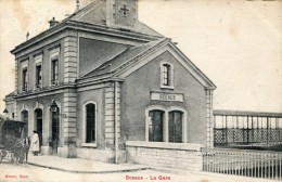 SCEAUX Hauts De Seine LA GARE   - G - Sceaux