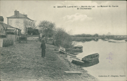 44 BOUAYE / La Maison Du Garde Et L'Acheneau / - Bouaye