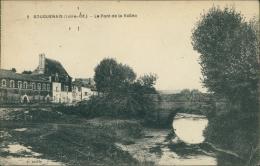 44 BOUGUENAIS / Le Pont De La Vallée / - Bouguenais