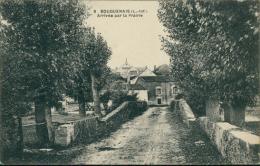 44 BOUGUENAIS / Arrivée Par La Prairie / - Bouguenais