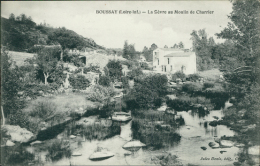 44 BOUSSAY / La Sèvre Au Moulin De Charrier / - Boussay