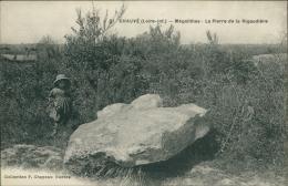 44 CHAUVE / Mégalithes, Pierre De La Rigaudière / - Sonstige Gemeinden
