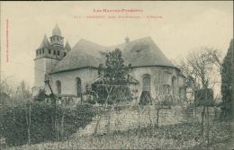 65 ANDREST / L'Eglise / - Sonstige Gemeinden