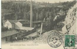 SAINT-JUNIEN.   Usine du Bas Moulin