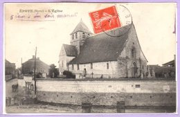 51 - EPOYE -- L'Eglise - France