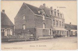 23289g St ANTONIUS - HOTEL St ANTOINE - Schilde