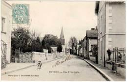 Esvres - Rue Principale (édition Bouveret) - France