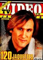 Video Tv Jaquettes 110 Oct 91 - Cinéma