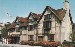 Shakespeare`s Birthplace,Stratford-On-Avon, Warwickshire , S27. - Stratford Upon Avon