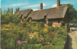 Anne Hathaway`s Cottage,Stratford-On-Avon, Warwickshire , S27. - Stratford Upon Avon