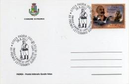 Italia 2011 Padria (SS) Omaggio A Gavino De Lunas Cantore Sardo - XII Premio Letterario Gurulis Vetus - Cantanti