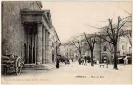Anduze - Plan De Brie ( édition Puget ) - Anduze