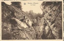 Rochers  D' Ampsin -- Les  Gorges.   (2 Scans) - Amay