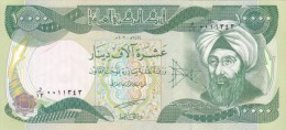 IRAQ 10000 DINARS 2003 P-95 UNC */*