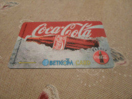 BULGARIA - Old Magnetic Phonecard Coca-Cola  47BULG - Bulgaria