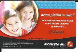 CAL603 - CALENDARIETTO 2007 -MONEY GRAM - Calendarios