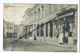 CPA- Bavay - Rue Des Glatignies- Boucherie - Bavay