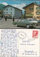 Slovenia KOBARID Spomenik Monument S. Gregorcic Car VW VARIANT FIAT 600 Old PC Us 1968  / 18654 - Slovenia