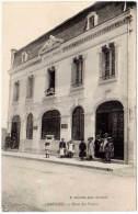 Amberieu - Hôtel Des Postes  (édition Vialatte) - France