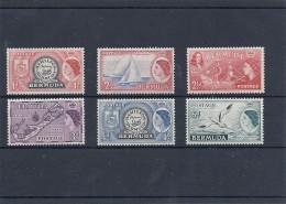 140016338  BERMUDAS  YVERT   Nº  134/141  (EXCEPT  135 & 140)  */MH - Bermudas