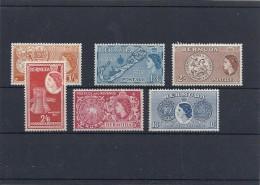 140016339  BERMUDAS  YVERT   Nº  142/7  */MH - Bermudas