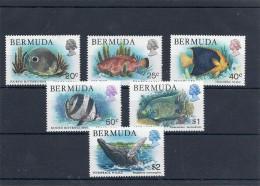 140016342  BERMUDAS  YVERT   Nº  361/7  **/MNH  (EXCEPT  Nº 363) - Bermudas