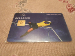 BELGIUM - nice better phonecard as on photo