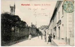 Morestel - Quartier De La Poste - Morestel