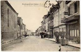 Boulogne Sur Gesse - Rue De L'église - Place Du Jardinage - Autres Communes