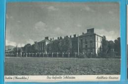 C.P.A. Bielitz - Oberschlesien - Artillerie Kaserne