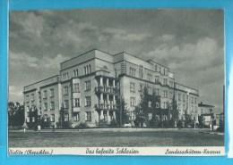C.P.A. Bielitz - Oberschlesien - Landessch�tren Kaserne