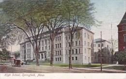 High School Springfield Massachusetts