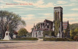Massachusetts Springfield Memorial Church