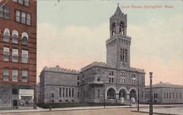Massachusetts Springfield Court House